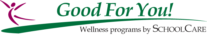 Good For You program logo